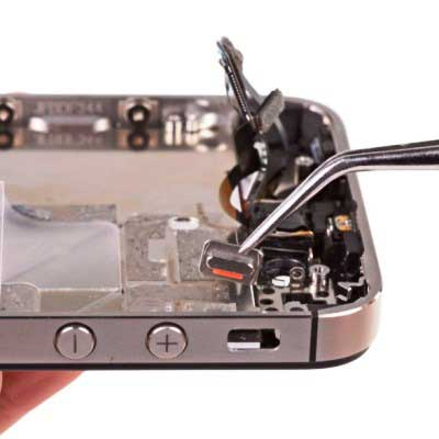 Ремонт переключателя беззвучного режима iPhone