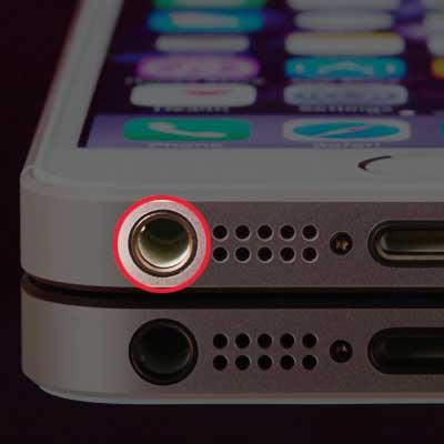 Замена аудиоразъема iPhone