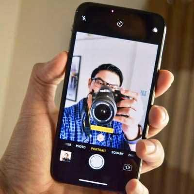Замена селфи-камеры iPhone
