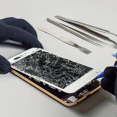 Замена дисплея смартфона
